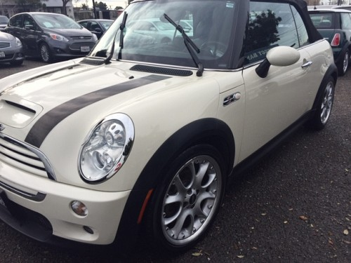 Key #84 Mini Cooper S Convertible 2D