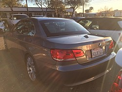 Key #42 Bmw 328i  Hardtop Convertible 2D