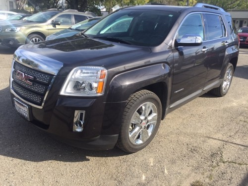 Key #88 GMC Terrain Fully Loaded AWD V6