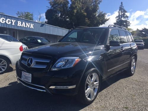 Key #66 Mercedes GLK 350 SUV 4D