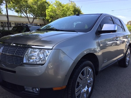 Key #41 Lincoln MKX Sport Utility 4D