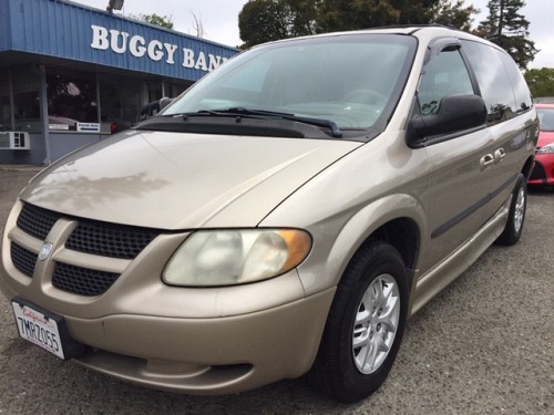 Key #74 Dodge Grand Caravan Wheelchair Minivan