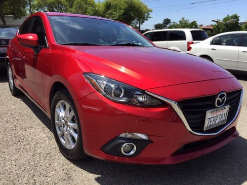 Key #111 Mazda 3i Touring Hatchback