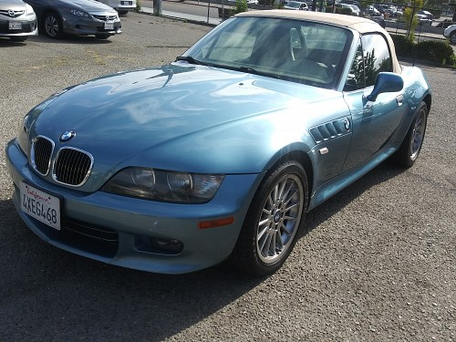 Key #28 Bmw Z3 3.0i Roadster 2D