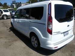 Key #26 Ford Transit Connect Passenger Van
