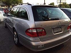 Key #17 Mercedes E 320 Wagon 4D