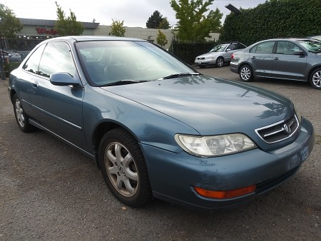 Key #20 Acura CL 3.0 Coupe 2D