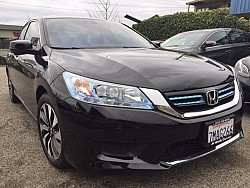 Key #16 Honda Accord HybridTouring Sedan 4D