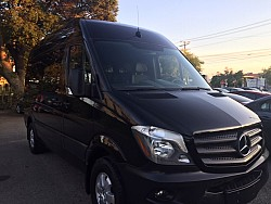 Key #41 Mercedes Sprinter 2500 PassengerHigh Roof