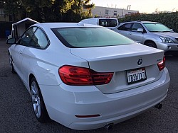 Key #26 BMW 435i Coupe 2D