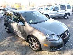 Key #12 Volkswagen GTI  2.0T Hatchback Coupe 2D